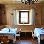 Ansitz Goller Tenuta storica Goller Restaurant Ristorante Rasen Pustertal Rasun di Sotto - Gourmet Südtirol