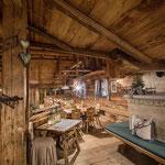 Rifugio Jimmyhütte - Grödner Joch / Kolfuschg / Alta Badia / Dolomiten 39033 Passo Gardena / Colfosco / Alta Badia Gourmet Südtirol
