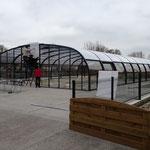 piscine chauffée couverte au camping des oiseaux en baie de somme crotoy Rue