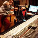 いつも前向きなエネルギーに溢れる ピアニスト&プロデューサー 今井亮太郎さんと!