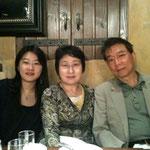 父と母のルビー婚式(40周年)のお祝い♡