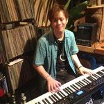 今井さんのピアノもノリノリでした☆このときアレックスも撮ったんだけど...写真が見当たらない(T0T)ナゼ???