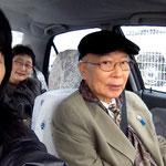 2013年11月 父のふるさと長崎県大村市にて