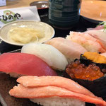 富山のお鮨も美味しかったです!北陸、たまりませんね!