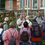 Exkursionsleiter Arne Kolb, Nationalparkranger