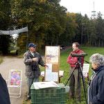 Organisation: Fritz Hirt, Bachs/CH und Hauke Schneider, Lottstetten