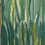 grünes Pultparament (Foto Karl Wartenberg)