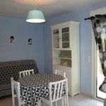 salle à manger - Gites La Garrigue