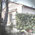 Location extérieure - Gites La Garrigue