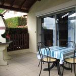 Terrasse - Gites La Garrigue