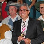 Roger Lewentz bei der Eröffnung der Weingass' 2014