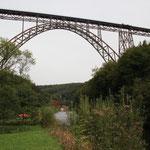 Die Müngstener Brücke - höchste Eisenbahnbrücke Deutschlands