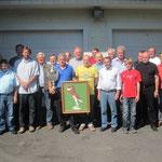 Die Mitglieder des österreichischen Clubs