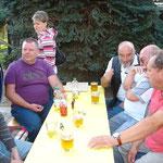 Herbsttagung 2009, v.li. die Zuchtfreunde Elger, Jonas