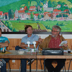 Gruppenchef Zfr. Kratz informiert! Foto Schmitt