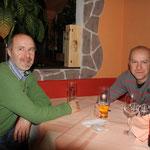 Unsere Österreichischen Clubmitglieder, v.l. Helmut Fink u. Gerhard Meier, F:Stanke