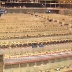 Imposante Taubenhalle, F:Meier
