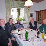 v.li. Bates, Dawyd, Bartels, Joyce, Helmut Amenda, F:Bartels