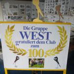 Die Gruppe West hat sich was einfallen lassen!