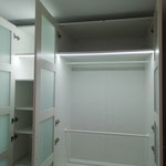 Iluminación en armarios