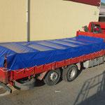 Lonas para camiones - Toldos Saldise
