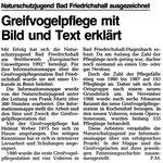 Heilbronner Stimme vom 23. November 1992.
