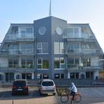 Parkplatz Ferienwohnung Strandkoenig in Cuxhaven Duhnen