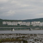 23.06. Murmansk von der Wasserseite - auch nicht schöner