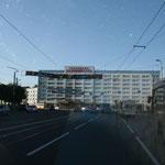 17.06. Hotel Kaliningrad -Leninski Propekt