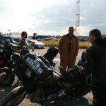 30.06. Harley im Ziel