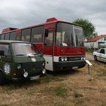 16.06. Erste Aufgabe: Honeckers Staats-Bus finden