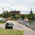 17.06. Kopernikus-Dom + Versuchspendel in Fromborg (Polen)