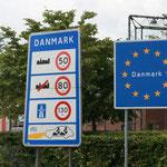 30.06. Über die Grenze nach Dänemark