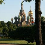 20.06. St. Petersburg - Auferstehungskirche