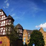 Neues Schloss und Zeughaus