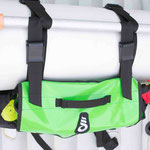 WWTC Raft Thwart bag - spare paddle holder