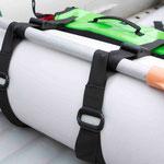 WWTC Raft Thwart bag - easy fix