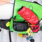 WWTC Raft Thwart bag - Peli 1200