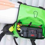 WWTC Raft Thwart bag - Peli 1400