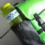 WWTC Raft Thwart bag - water bottle