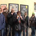 coördinatorenweekend in Leuven