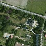 Huidige ligging - foto stadarchief Brugge