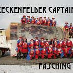 Freckenfelder Captiäns Fasching 2013