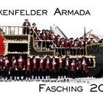 Freckenfelder Armada Fasching 2010