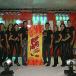 PROMOTION TEAM HOT NUTS CONCIERTO DE JUSTIN BIEBER