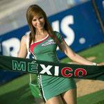 ROSHFRANS EN JUEGO DE LA SELECCION DE MEXICO