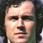 Franz Beckenbauer(young)