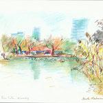 Parc Culhu, Kunming, Chine-15x21cm-50€-n°18046