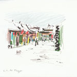 Pingyao, Chine-15x21cm-vendu-n°18012