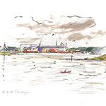 Stavanger - 15x21cm - 40€ - n°16402